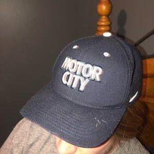 MOTOR CITY BASEBALL CAP